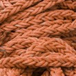 Royalty-Free Stock Photo: Orange Rope Background