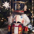 Nutcracker Toy Soldier — Stock Photo