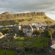Stock Photo: Edinburgh Viewpoint