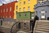 Dublin kalesi dış — Stok fotoğraf