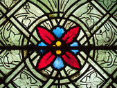 Stained Glass Design — Stock Photo