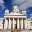 Helsinki Lutheran Cathedral — Stock Photo
