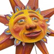 Summer Solstice Sun Prop — Stock Photo