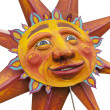 Summer Solstice Sun Prop - Stock Photo