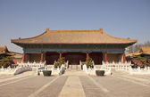 Hillebard gate i Peking — Stockfoto