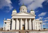 赫尔辛基路德会教堂 — 图库照片
