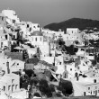 Stock Photo: OiCityscape On Santorini