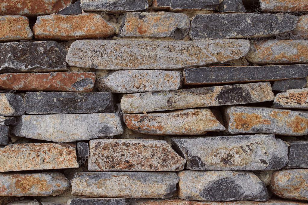 Muro di mattoni di arenaria foto stock jmcqueen 7370725 for Abstract salon tucson