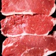 Sirloin Steaks — Stock Photo