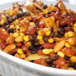 Vegetarian Chili — Stock Photo #7640412
