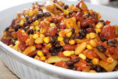 Vegetarian Chili — Stock Photo