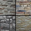 Sandstone Brick Wall Texture — Stock Photo