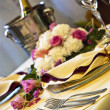 Beautiful wedding table — Stock Photo #7367454