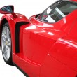 Red Ferrari Car — Stock Photo