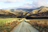 Road-trip to NZ — Stock Photo