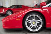 Red Ferrari — Stock Photo
