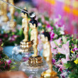 Little Buddha Bath — Stock Photo