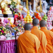 Holy Monks - Stock Photo