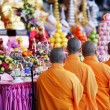 Stock Photo: Holy Monks
