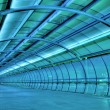 Futuristic tunnel — Stock Photo #7661357