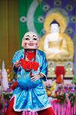 Buddha Festival — Stock Photo