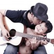 Father and Son Relationship — Stock Photo