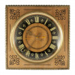 Stock Photo: Retro clock