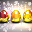 Easter background — Stock Photo #7453911