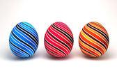 3d Easter eggs — Stock Photo