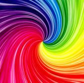 Spectral twirl background — Stock Photo