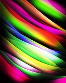 彩色线条 — 图库照片