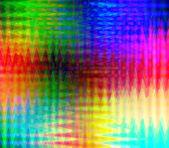 Ziguezague colorido — Fotografia Stock