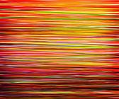抽象炫彩线 — 图库照片