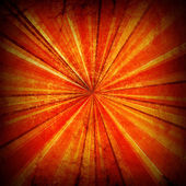 Colorful abstract lines on grunge background — Stock Photo