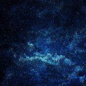 Fondo del espacio con estrellas — Foto de Stock