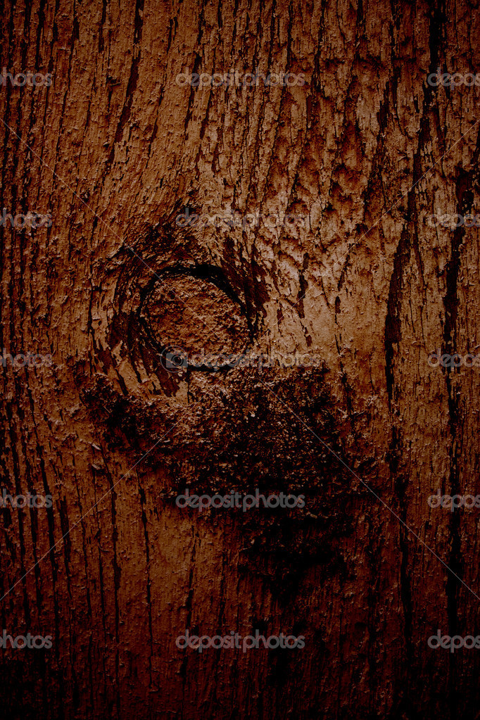 Dark brown wooden texture — Stock Photo #7456924