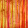 Stock Photo: Grunge colorful lines abstract background