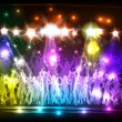 Royalty-Free Stock Vector Image: Light Club party