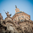 Church in Sevilla - Stock Photo