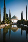 Jardín botánico — Foto de Stock
