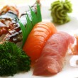 nigiri sushi — Stock Photo