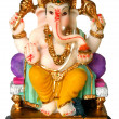 Statue of Ganesha, the God of education, knowledge and wisdom in the Hindu — Stock Photo