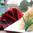 Sushi - Shrimp Tempura — Stock Photo