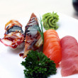 Stock Photo: Nigiri Sushi