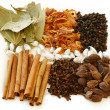 Assortment of spices — Stock Photo #7409344