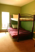 Hostel Bunk-Bed — Stock Photo