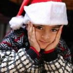 I know Santa will come — Stock Photo #7611687