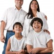 Stock Photo: Perfect IndiFamily