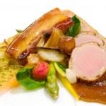 ������, ������: Roast Tenderloin Dinner