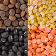 Indian Food - Lentils — Stock Photo